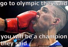 they said!, olympic rio 2016    #boxing #olympic