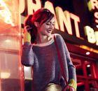 Design History -                                                                        Jersey Sequin Striped Sweater                                 Eyelet Back Cardigan                                 Jersey Metallic Striped V-Neck Sweater                                 Jersey Cotton Striped...  #Blazer, #Blouse, #Cardigan, #Costume, #Dress, #FauxFur, #Gloves, #Jacket, #Motorcycle, #Palette, #Sweater, #Throw, #Tunics, #Vest