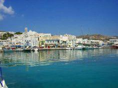 ADAMAS - MILOS ISLAND - GREECE