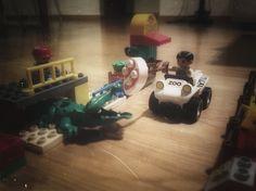 Lego zoo