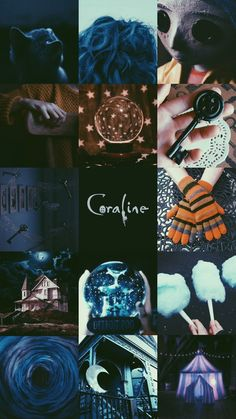 Cartoon Wallpaper, Halloween Wallpaper Iphone, Mood Wallpaper, Iphone Background Wallpaper, Aesthetic Iphone Wallpaper, Disney Wallpaper, Coraline Jones, Coraline Movie, Coraline Doll