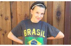 Millie Bobby Brown de 'Stranger Things' virá ao Brasil em 2017