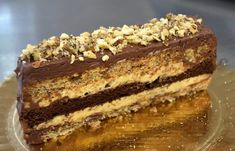 Pastry Recipes, Cooking Recipes, Romanian Desserts, Dessert Cake Recipes, Something Sweet, Chocolate Desserts, Sweet Treats, Food And Drink, Yummy Food
