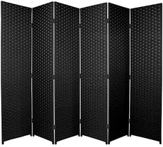 ENTWINE SQ Black Colour Handmade 6 Pane panel Room Divider / Splitter Screens BlueBoxInnovations http://www.amazon.co.uk/dp/B00D5C160S/ref=cm_sw_r_pi_dp_ajy.vb058EMMW
