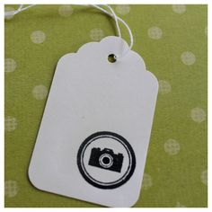 camera icon stamp