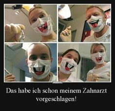 Colgate campaign for kids. I was never afraid of the dentist as a child.but my dentist never wore a creepy mask like this! Zoom Teeth Whitening, Emergency Dentist, Dental Humor, Dental Puns, Dental Hygienist, Dental Assistant, Cosmetic Dentistry, Funny Photos, Rare Photos