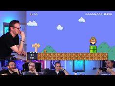 Giant Bomb - Mario Maker DMX Goomba >> Jeff creates DMX Goomba in Super Mario Bros.