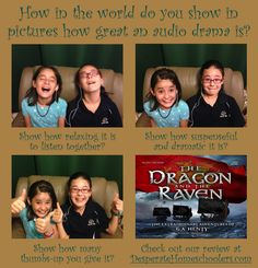 Our Review of The Dragon and the Raven, an Audio Drama - Desperate Homeschoolers