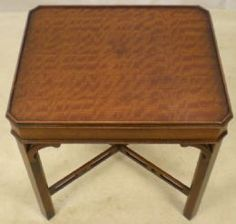 Chippendale Style Mahogany Coffee Table