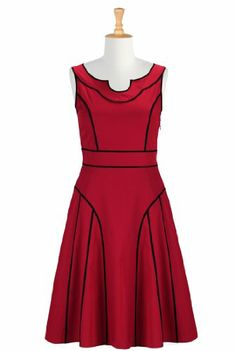Tabeez red dress