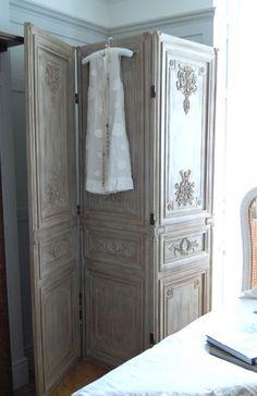 dressing screen for Regency