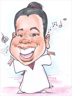 Gifts-CUSTOM CARICATURES  Hand drawn Caricatures from photos.  Personalize your order by choosing from any theme or hobby you can imagine! Order today at www.KamansArt.com Kaman's Art Shoppes Inc.