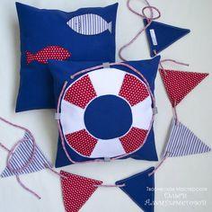 Kit Maritime Supelgud para um quarto de criança