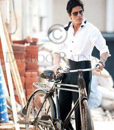 Shah Rukh Khan - Dabboo Ratnani calendar 2011