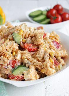 Gyros Salat   Food with Love – Thermomix Rezepte mit Herz   Bloglovin'