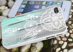 Dream Catcher Wood iphone cases, iphone 5s case, iphone 4s case and samsung s4 case and s3 case on Etsy, $17.07 AUD