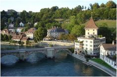 Bern is among the most charming towns of Switzerland. The city promises a lot of attraction and surprises to the visitors. This German-speaking part of Switzerland is one among the safest cities. Surrounded by densely wooded areas and mountains, Bern is not a crowded city.