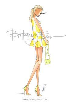 Mellow Yellow [ www.brittanyfuson.com ]
