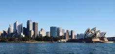 View from ferry, Sydney