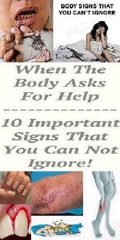 10 Important Signs That You Cannot Ignore #10ImportantSignsThatYouCannotIgnore
