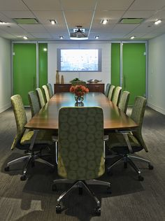 HON NeoCon 2014 Showroom Suite #1130, Merchandise Mart, Chicago. Showcasing the very best in office furniture design. #NeoCon14 Preside Conference Room