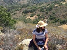 Catching my breath! Mathis Canyon