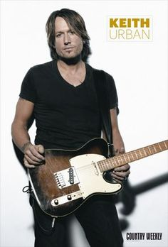 KEITH URBAN PICTURE POSTER size.