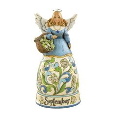 Jim Shore Heartwood Creek Monthly Angel Figurine, September, 6-1/4-Inch Enesco http://www.amazon.com/dp/B001EYQCYY/ref=cm_sw_r_pi_dp_LYXgvb0EYN8FG