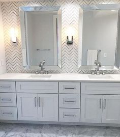 45 Hanging Bathroom Storage Ideas for Maximizing Your Bathroom Space - The Trending House White Master Bathroom, Grey Bathrooms, Small Bathroom, Gray And White Bathroom Ideas, Master Baths, Master Bathrooms, Bathroom Storage, Bathroom Interior, Bathroom Remodeling