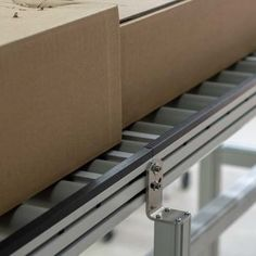 Are you looking for a #conveyor that is both budget and environmentally friendly? Then the RB40 gravity roller conveyor may be the right choice for you. Find out more about it's advantages and potential applications here: Robotics, Energy Efficiency, Transportation, Budget, English, Products, Robots, Energy Conservation, Robot