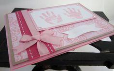 Stampin Up Baby Prints