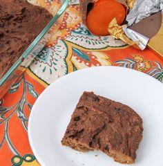 chocolate #protein cake #glutenfree @fitnessista *you can use vegan chocolate to make #dairyfree