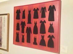 """Little Black Dresses"" by J. Rebora"