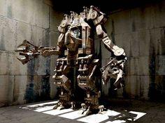 ROBOT by Fil3D.deviantart.com on @deviantART