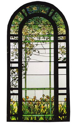 Tiffany stained glass window 3 | Flickr - Photo Sharing!