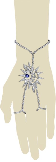 Celeste Ring Bracelet | Jacob & Co. | Timepieces | Fine Jewelry | Engagement Rings