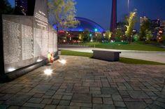 Unilock - Monument public square featuring Il Campo paver