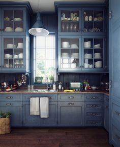 Corona kitchen 2014 on Behance