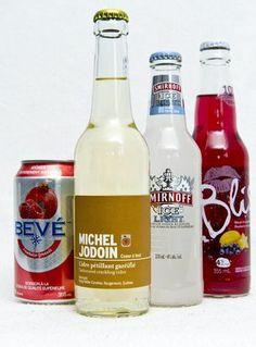 Quatre bons choix de cocktails d'été