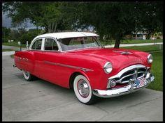 1951 PACKARD DELUXE STANDARD 8 4 DOOR SEDAN ~ i would look so good in this car...no really!