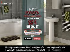 #TanejaGroup for BEST DEALS!!!   Buy Bathroom Fittings & faucets  Visit-http://tanejasonline.com/product-category/bathroom-and-flooring/bathroom-fittings/