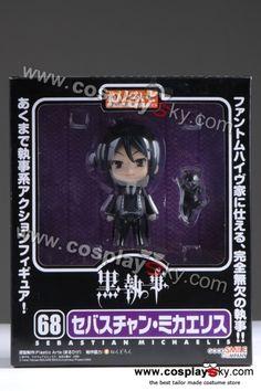Sebastian Michaelis Figure Circus Ver Anime Black Butler