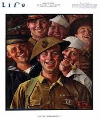 「norman rockwell army」の画像検索結果
