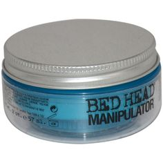 @Overstock - Manipulate your locks to a funky new you using the manipulator from distinguished TIGI  Hair product provides body and texture to your tresses   Enhance your personal care with this wild hair manipulatorhttp://www.overstock.com/Health-Beauty/TIGI-2-ounce-Manipulator/3348623/product.html?CID=214117 $14.39