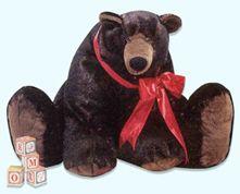 Teddy Bear Patterns, Large Floppy Teddy Bear Patterns, Bunny, Cloth Dolls, Stuffed Animal Patterns, by Judi Lynn Designs.