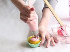 Técnicas de decoración para cupcakes en Material de decoración para cupcakes y magdalenas