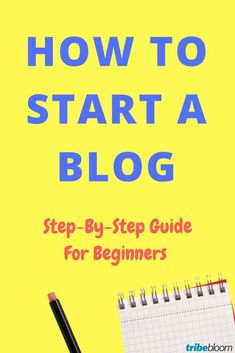 If you want to start a blog that will become your business you need to have your own self-hosted blog - not a blog built on someone else's platform. Follow this tutorial to get set-up in just 15 minutes. #blogging #entrepreneur #tips #howto