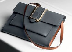 note: on Haute Design by Sarah Klassen, Chloé, with a beautiful handbag & accessories collection for Autumn