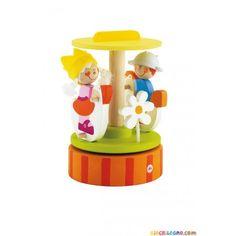 SEVI carillon girotondo B my prince - Giochi e giocattoli in legno