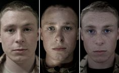 13 Captivating Photos Of Soldiers' Faces Before And After War - Seriously, For Real?